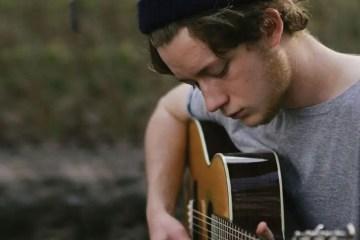 Meet Belmont Student and Songwriter Jack Van Cleaf