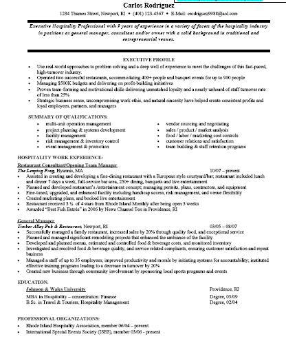 Resume Sample For Mba Application – Mba Application Resume Examples