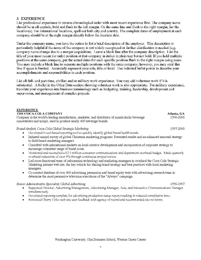 resume example uiuc sample customer service resume resume example uiuc 20 samplersum accounting businessillinoisedu resume format resume for mba internship resume format mba