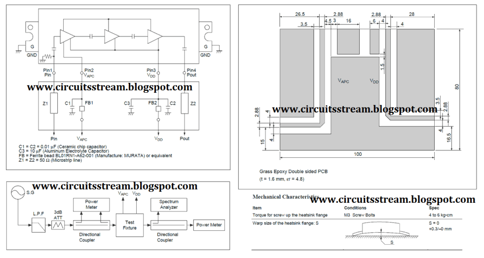 mobile jammer circuit diagram