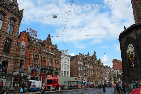 Is Amsterdam Busy In December
