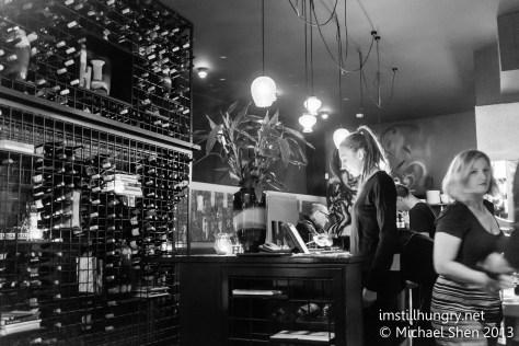 Bar H Sydney Interior