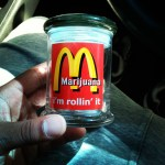 marijuana im rolling it stash jar
