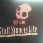 STUFF STONERS LIKE SKULL STICKERS