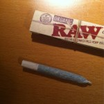 RAW rolling paper mini cannon
