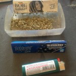 juicy jays blueberry or bob marley rolling papers