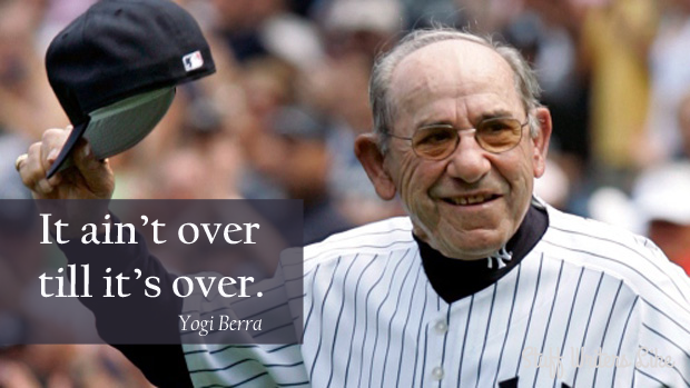 yogi berra wordplay wisdom for writers