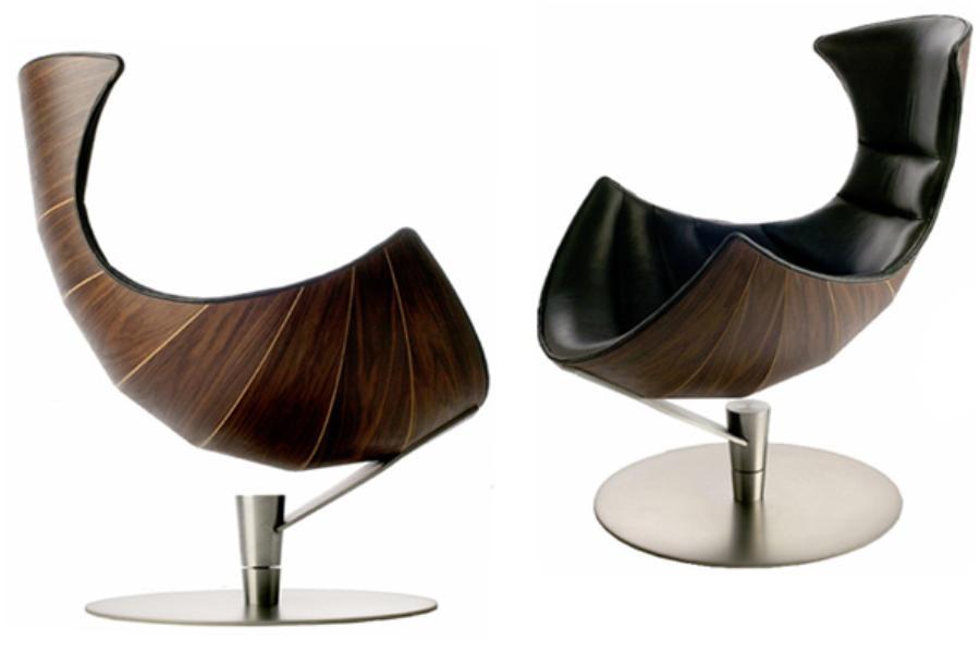 designer sessel Möbelideen - lounge sessel designs holz ausenbereich