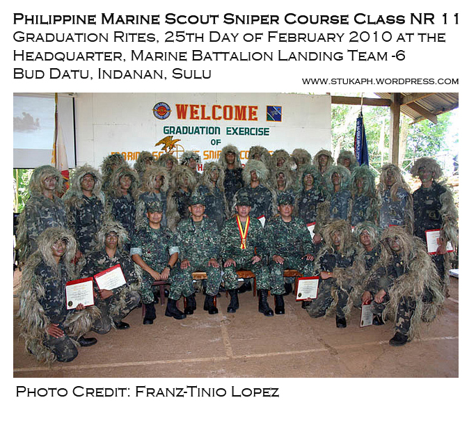 Philippine Marine Corps\u0027 Force Reconnaisance Battalion (FRBn aka MFR