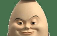 Humpty Dumpty Sat On A Spoon