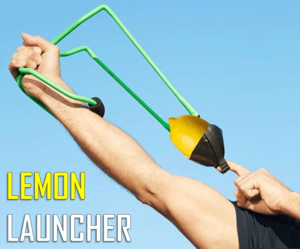 Lemon Launcher