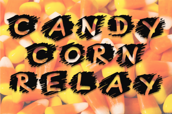 Candy Corn Relay