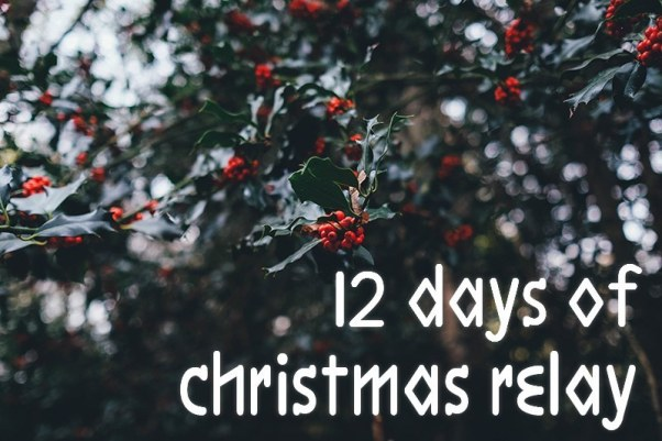 12 Days of Christmas Relay