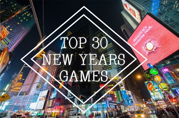 Top 30 New Years Games