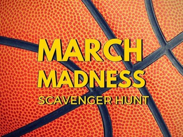 March Madness Scavenger Hunt