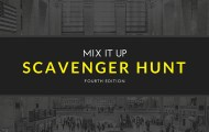 Mix It Up Scavenger Hunt #4