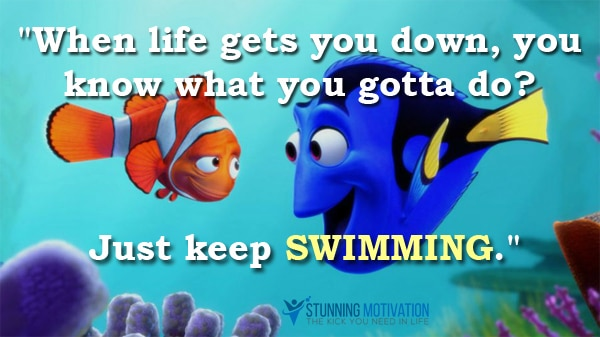 Nice Wallpapers With Inspiring Quotes 13 Best Finding Nemo And Finding Dory Quotes That Inspire You