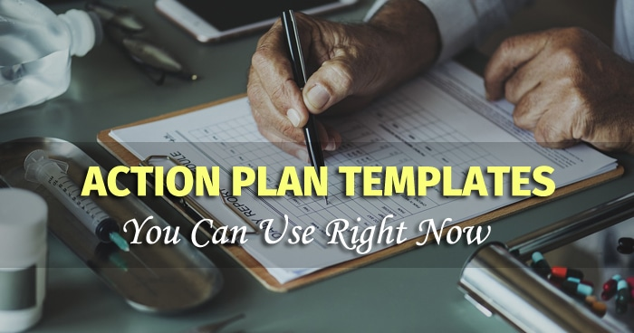 10 Effective Action Plan Templates You Can Use Now - action plan templates