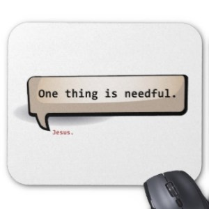 one thing .3