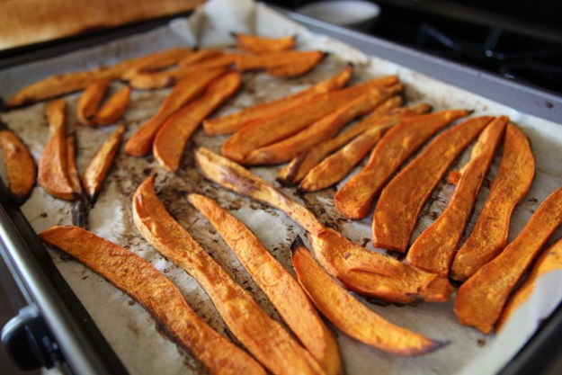 Will's Yam Fries | stupideasypaleo.com