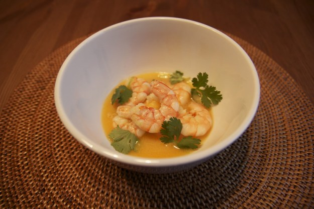 Shrimp in Coconut Broth | stupideasypaleo.com