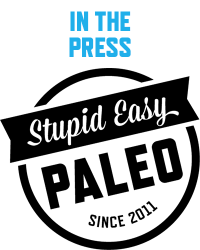 Press  Kit | stupideasypaleo.com