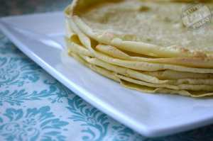 Simple Paleo Tortillas | stupideasypaleo.com