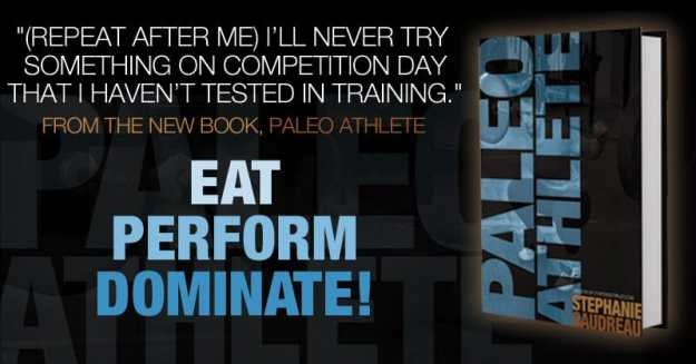 The Paleo Athlete | stupideasypaleo.com
