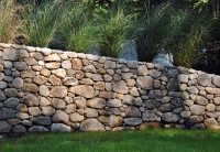 Retaining-Wall-Design-Wood   Landscape Design