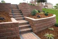 Tiered-Retaining-Wall-Ideas | Landscape Design