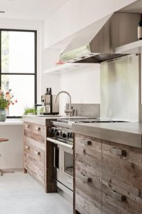 A BEAUTIFUL WOODEN KITCHEN