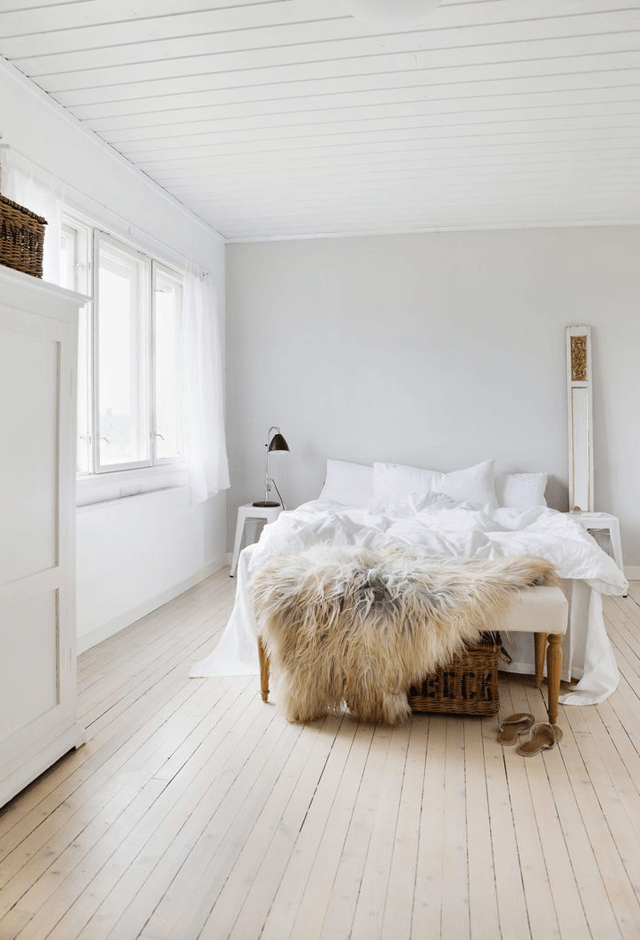 Habitat Sofa Cushions An All White Home In Norway | The Style Files