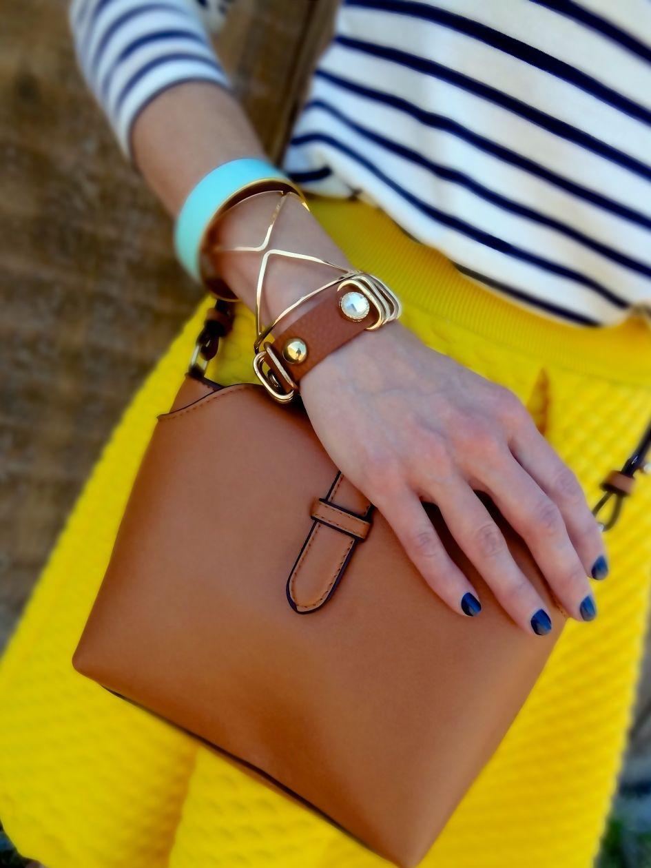 Yellow Skirt 6a