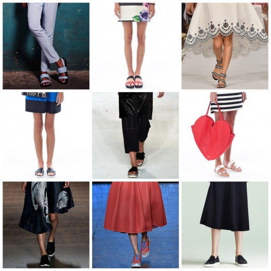 Birk Sport Shoes NYFW SS15