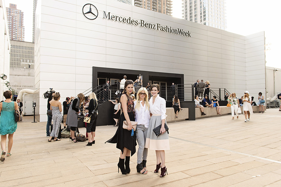 Day 1 MBFW What We Wore 13