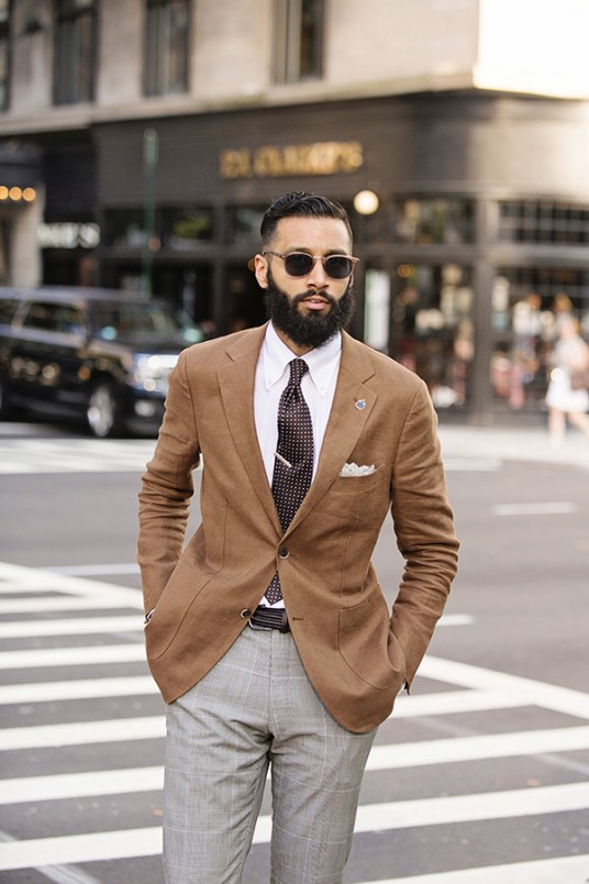 Street Style NYFW SS15 19