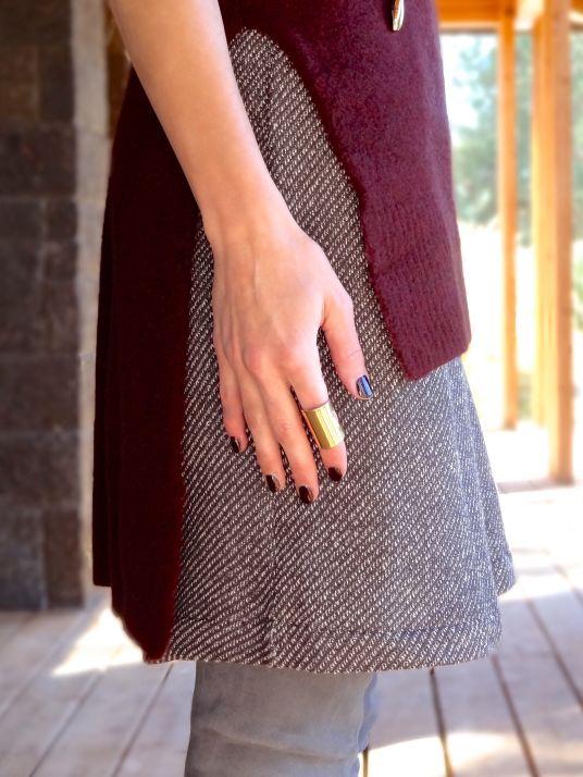 Sweater Dress 4a