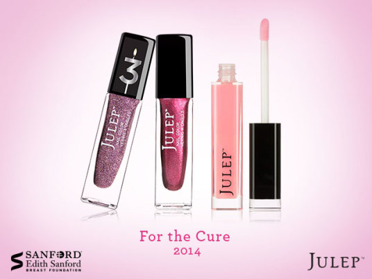 for the cure julep set
