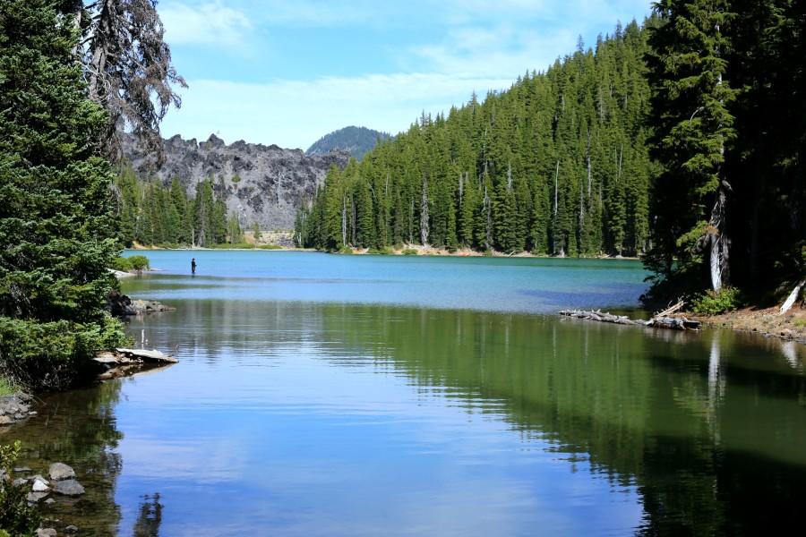 Devil's Lake 9a