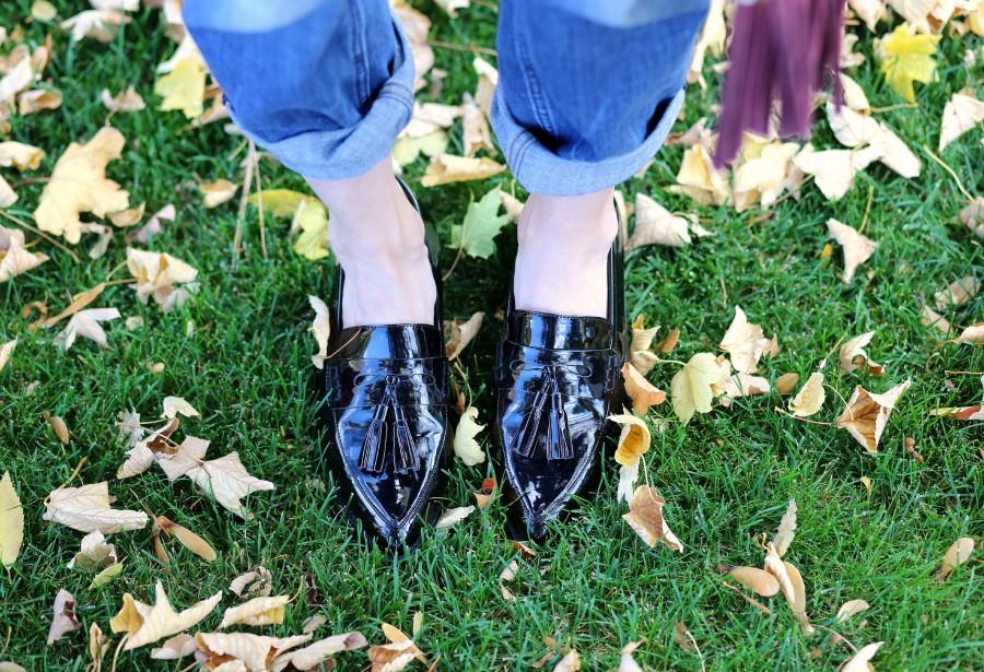 Flatform Loafers 6a