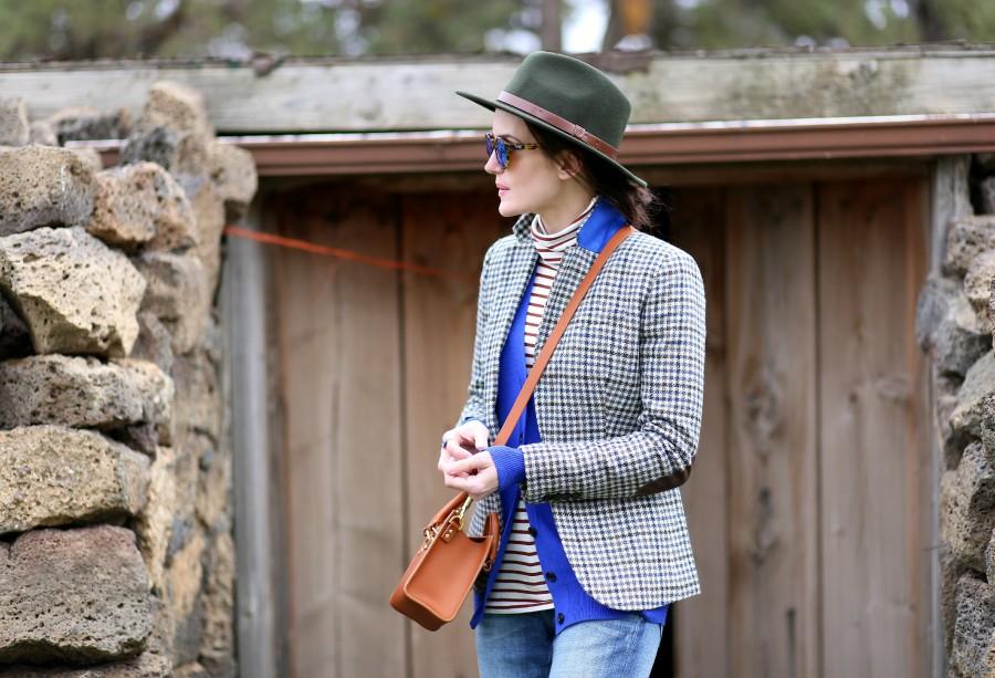 Tweed Blazer 6a