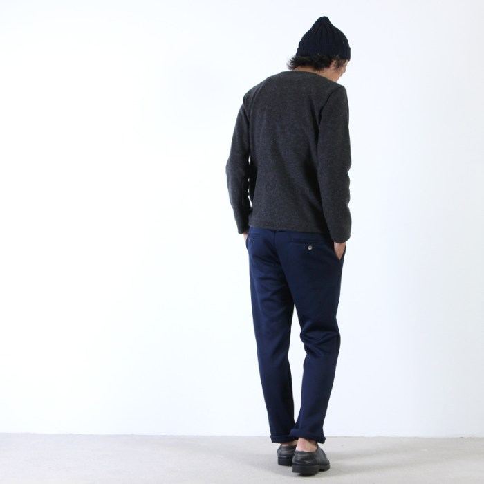 CURLY (カーリー) TRACK TROUSERS / トラックトラウザーズ