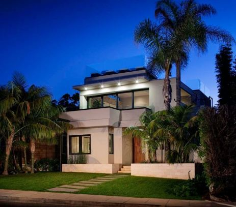 רעיון עיצובי לבית
