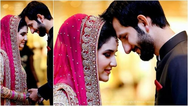 Cute Indian Married Couple Wallpaper 10 Pakistani Celebrity Couples Who Will Celebrate