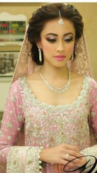 Bridal Hairstyle For Long Face Indian - HairStyles