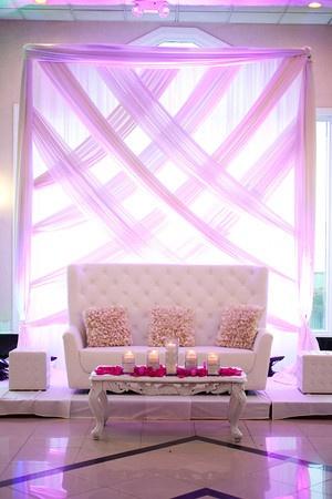 3d Geometric Shapes Wallpaper White Wedding Stage Decoration Ideas 2016 Style Pk
