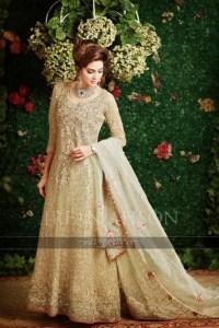 Latest Pakistani Engagement Dresses 2017