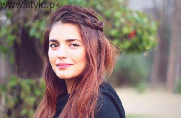 Girl With Bike Hd Wallpaper Momina Mustehsan S Biography And Pictures
