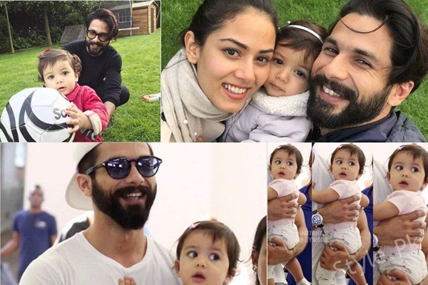 Shahid Kapoor39s Family Pictures Shahid Kapoor Wife And