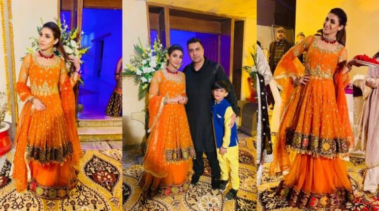 Sana Fakhar Rocked The Dance Floor At Her Brother In Laws